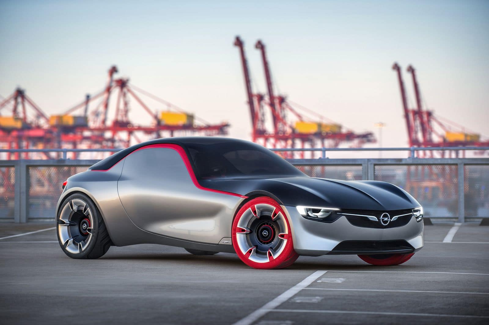 Opel GT Concept : petit plaisir simple