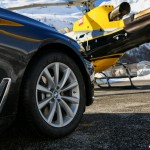 BMW Serie 7 G12 jante helicoptere