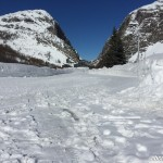BMW Val Isere Ice Driving piste
