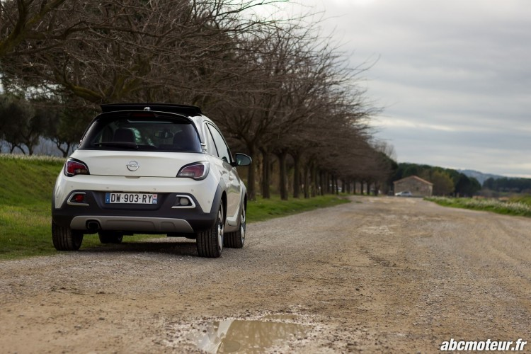 Opel Adam Rocks - 1