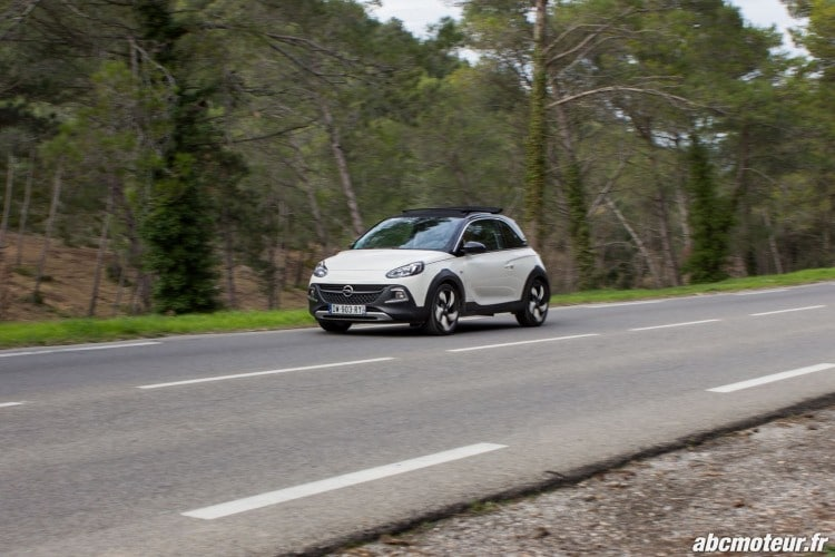 Opel Adam Rocks - 12