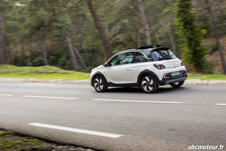 Opel Adam Rocks - 14