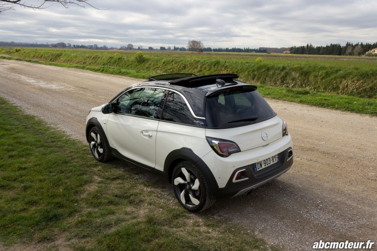 Opel Adam Rocks - 7