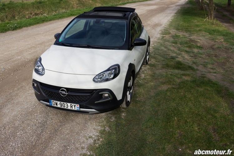 Opel Adam Rocks - 8