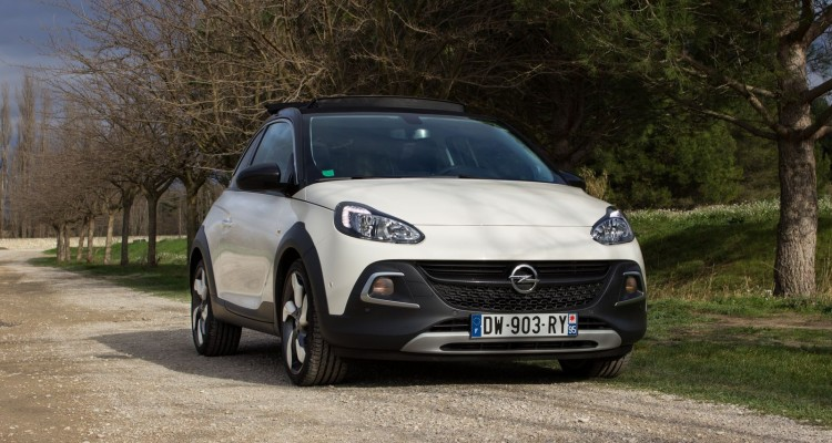 Opel Adam Rocks - 9
