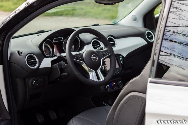 Opel Adam Rocks Interieur - 1