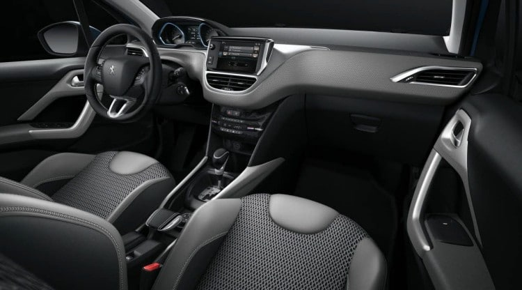 Peugeot 2008 Restylage - 13