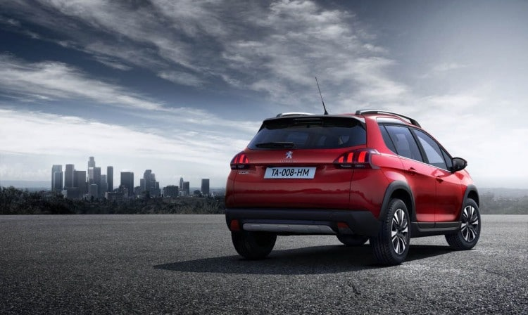 Peugeot 2008 Restylage - 14