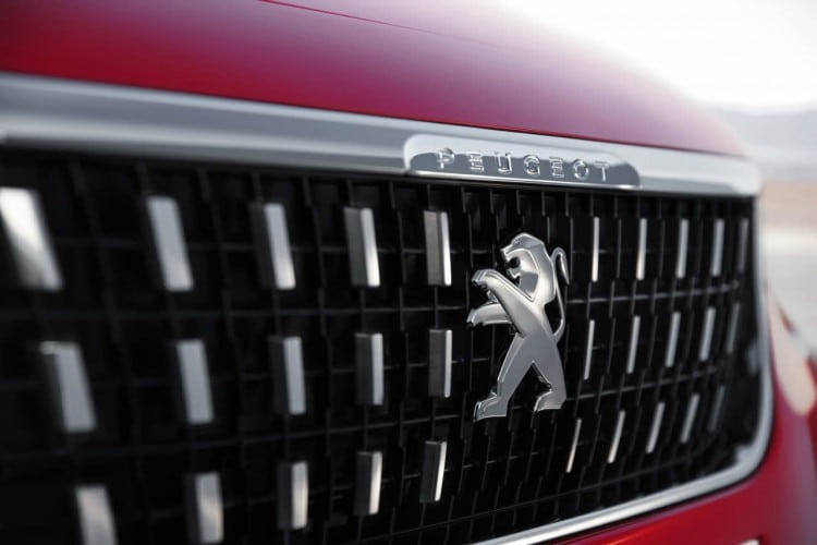 Peugeot 2008 Restylage - 4