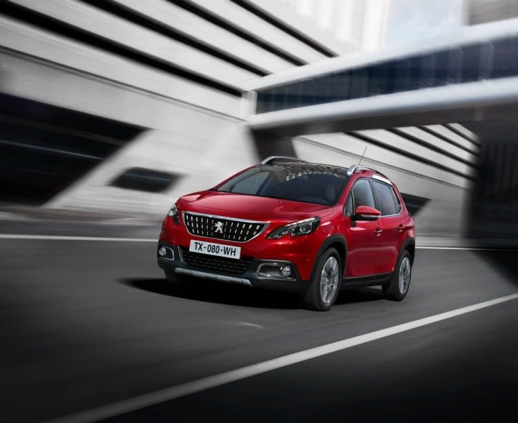 Peugeot 2008 Restylage - 7