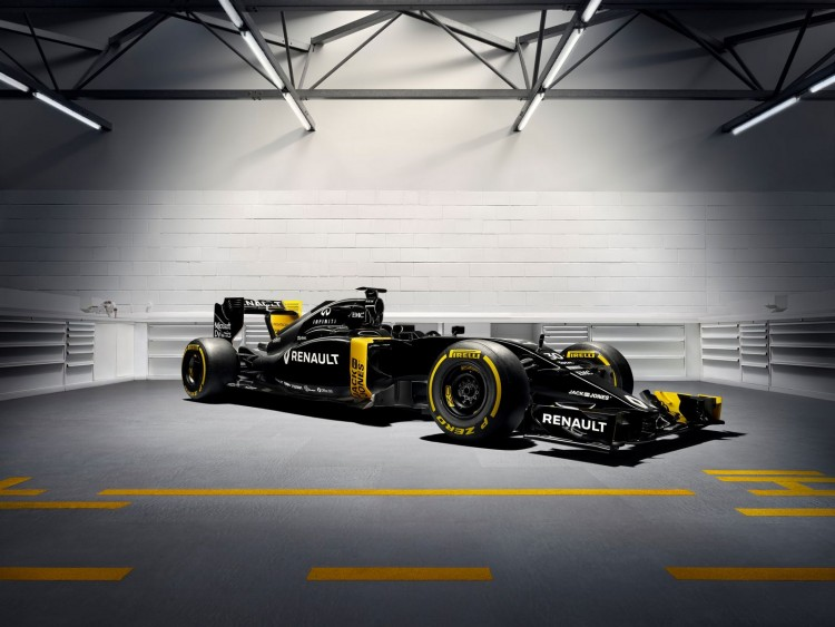 Renault RS 16 F1-2