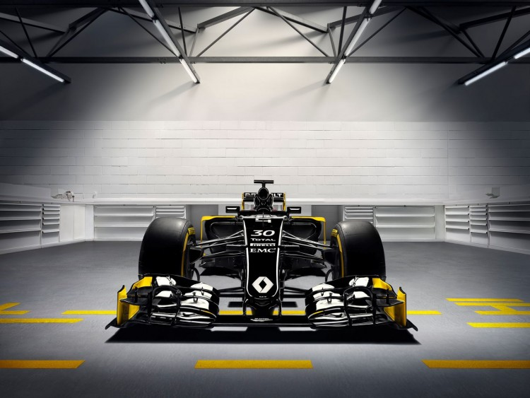 Renault RS 16 F1-3