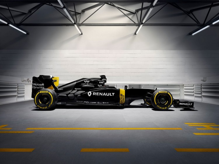 Renault RS 16 F1