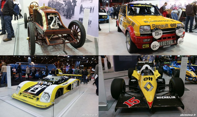 Renault Retromobile 2016