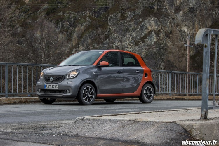 Smart ForFour - 26