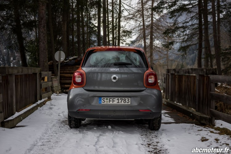 Smart ForFour - 28