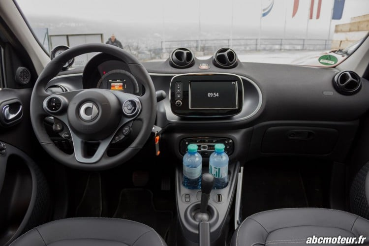 Smart ForFour Interieur - 1