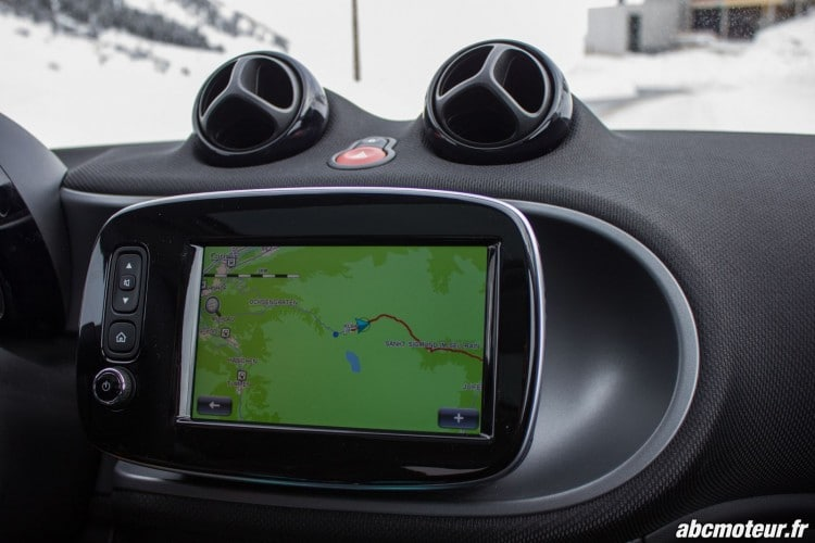 Smart ForFour Interieur - 3