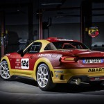 Abarth 124 rally arriere