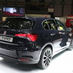 Fiat Tipo 5 portes arriere Geneve 2016