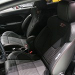 Ford Fiesta ST200 sieges Geneve 2016