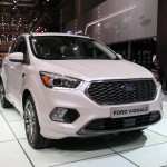 Ford Kuga Vignale Concept Geneve 2016-2