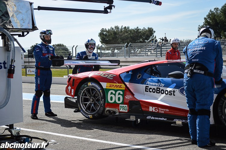 Ford Performance Prologue Paul Ricard-2