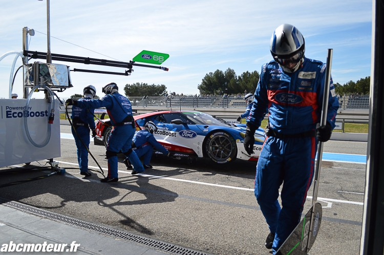 Ford Performance Prologue Paul Ricard-3