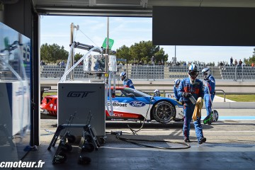 Ford Performance Prologue Paul Ricard