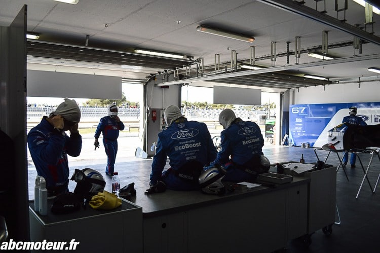 Ford Performance Prologue Paul Ricard-4