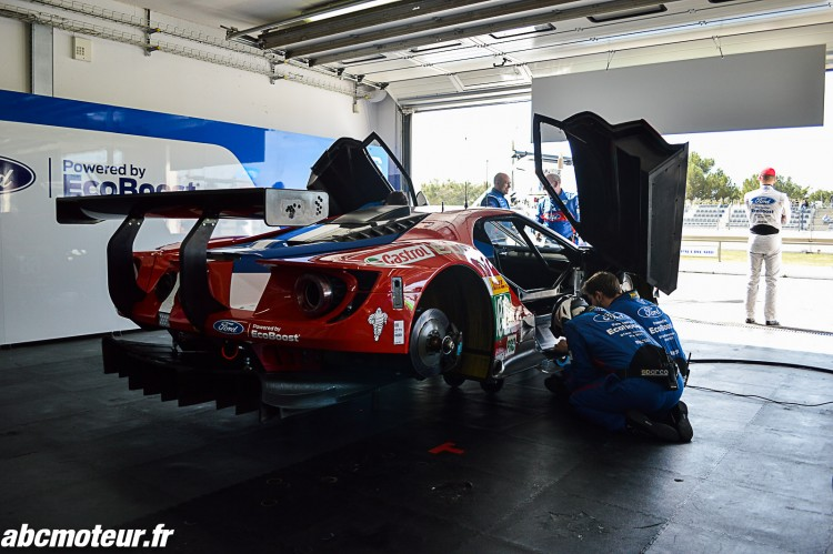 Ford Performance Prologue Paul Ricard-5