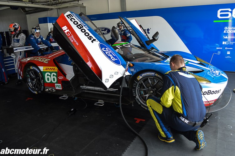 Ford Performance Prologue Paul Ricard-6