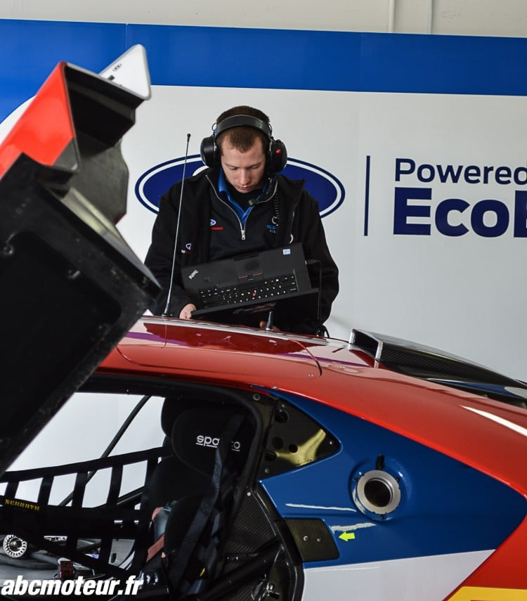 Ford Performance Prologue Paul Ricard-8