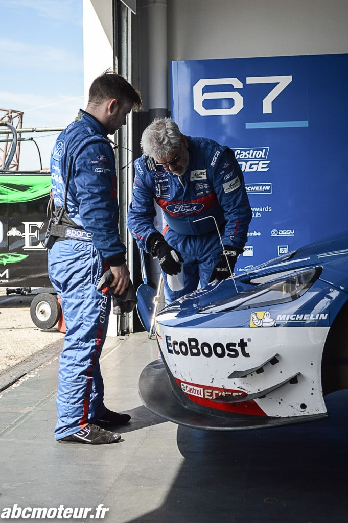 Ford Performance Prologue Paul Ricard-9
