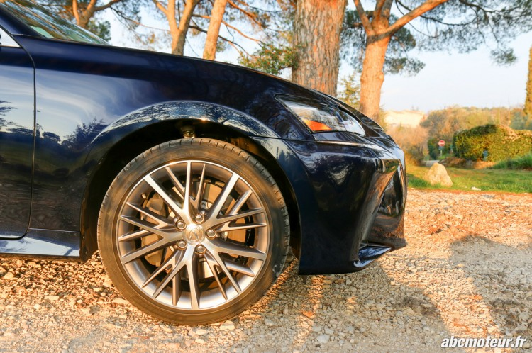 Lexus GS 450h Executive jante 19
