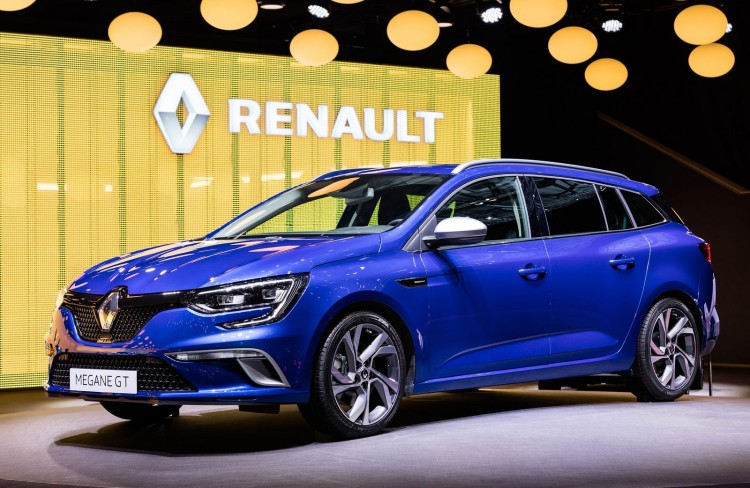 Renault Megane Estate 2016 - 4