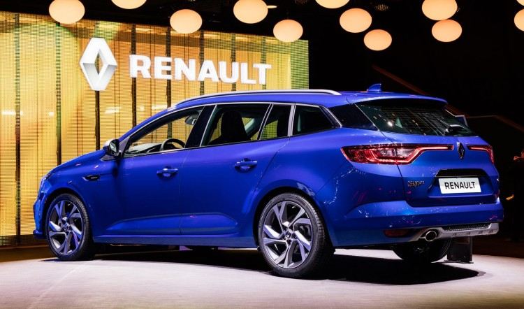 Renault Megane Estate 2016 - 5