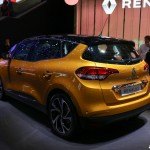 Renault Scenic IV arriere Geneve 2016
