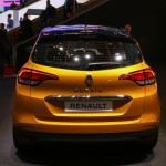 Renault Scenic IV arriere Geneve 2016-2