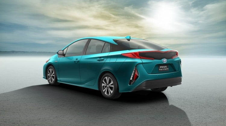 Toyota Prius Rechargeable - 5