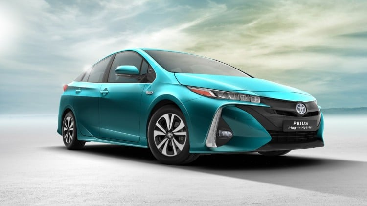 Toyota Prius Rechargeable - 6