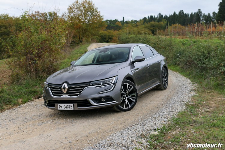 essai renault talisman vraiment haut de gamme. Black Bedroom Furniture Sets. Home Design Ideas