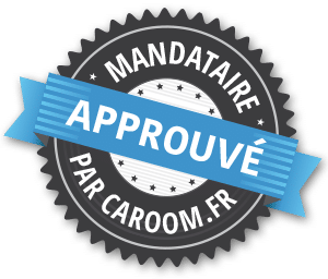 mandataire approuve Caroom