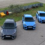 Ford Focus RS 3-5