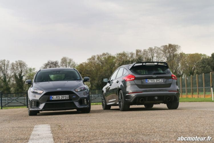 Ford Focus RS 3-6