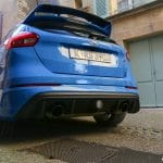 Ford Focus RS 3 arriere-5