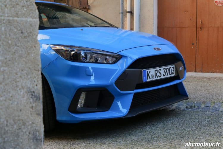 Ford Focus RS 3 avant-10