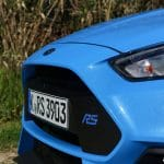 Ford Focus RS 3 calandre-2
