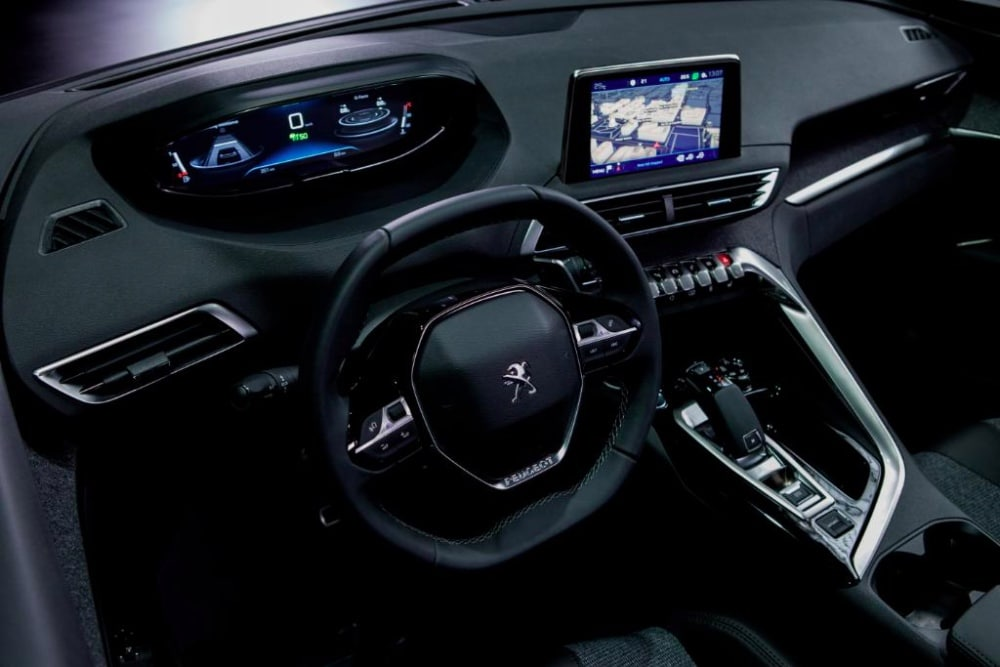 Le peugeot 3008 ii nouvelle offensive for Interieur 3008