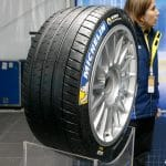 Michelin Sport EV Formule E Paris 2016